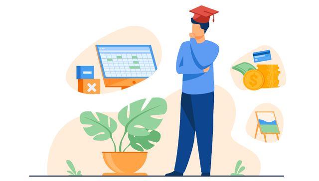 Будущий студент выбирает выгодное направление образования