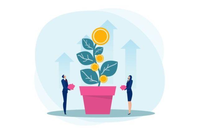 Два человека определяют рост финансовых целей
