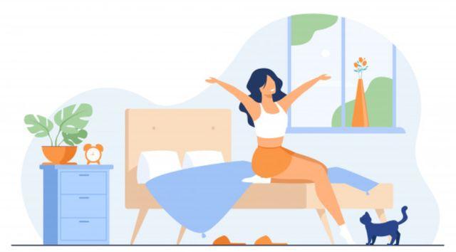 Здоровая рутина утреннего пробуждения
