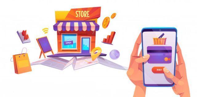 Использование виртуальной банковской карты для оплаты реальных товаров