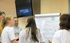 Участники проекта Сбербанка «Я – руководитель»